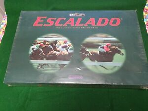 Vintage 1997 Escalado Horse Racing Betting Game Chad Valley - Brand New & Sealed