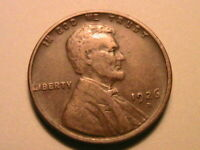 1926-D Choice VF Lincoln Wheat Cent Nice Original Tone 1 Penny Bronze US Coin