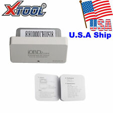 XTOOL iOBD2 Mini OBD2 EOBD Live Data DTC Diagnostic Scanner Tool for iOS/Android