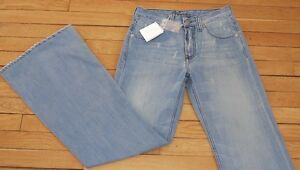 HELLO KITTY by VICTORIA Jeans pour  Femme  W 29 Taille Fr 38 Neuf (Réf # M191)