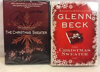 The Christmas Sweater Signed & Numbered by Glenn Beck Book & DVD 1st Ed Limited