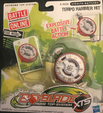 Beyblade Bey Stealth Battlers X-202A Tempo Hammer Hit- New & Sealed W12B19