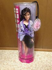 2005 Barbie Doll Fashion Fever Raquelle Brunette PJ Sleepwear Collection Rare