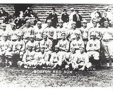 1915 BOSTON RED SOX 8X10 TEAM PHOTO BASEBALL PICTURE MLB