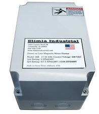 Elimia MS-23-32-230LC 5 HP 1 Phase 230V Motor Starter Nema 4X NEW!