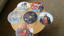 Blu Ray Bundle Collection 6 X Disc Only