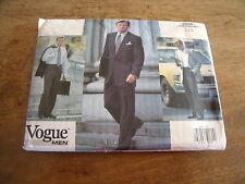 """VINTAGE """"VOGUE MEN VESTE / PANTALON CHIC  TAILLE  42/44/46 N ° 2836 ()"""