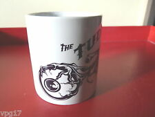THE TUDE BLACK WHITE  CERAMIC MUG