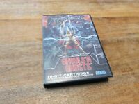 Ghouls N Ghosts - Sega Mega Drive PAL - Complete including Manual