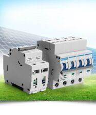 DC circuit breaker PV solar photovoltaic 63A DC1000v2P-63A DC air switch