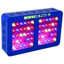 MEIZHI LED 300W Pflanzenlampe für Gemüse und Blüte Vollspektrum schaltbar