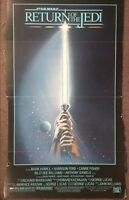 "Star Wars Return Of The Jedi Official Theatrical Standee 34""x55"""