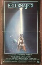 """Star Wars Return Of The Jedi Official Theatrical Standee 34""""x55"""""""