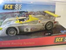 Scx-Scalextric Compatible 60760 AUDI NR8 Le Mans 2000 #9 Como Nuevo En Caja