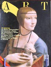 Art e dossier 138 - ottobre 1998 - Leonardo, orientalisti, Dossi, Munch.