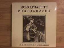 Pre-Raphaelite Photography (Academy Art Editions) by Ovenden, Graham
