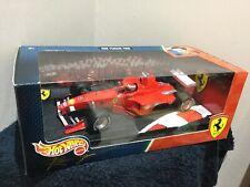 1:18 Hotwheels #24629 Eddie Irvine Ferrari F399 #4, F1 Livery Belgium GP 1999
