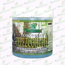 Pomada De Tepezcohuite (Bark Tree) 4 oz For Burns, Improve Stretch Marks