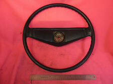 Nice 1973-1978 Chevy GMC C10 C20 K10 Blazer Pickup Black Steering Wheel truck