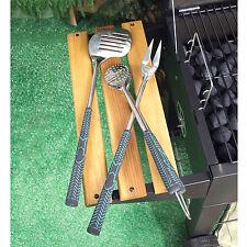 Charcoal companion Golf BBQ tool set NIB