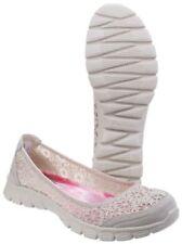 Scarpe da ginnastica casual marca Skechers per donna piatto ( meno di 1,3 cm )