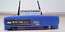 Linksys WRT54GL Wireless-G 4-Port Broadband Router TESTED! FREE SHIPPING!