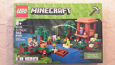 Lego Minecraft, The Witch Hut 21133 Factory Sealed NEW in Box NIB NIP Mine Craft