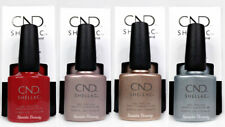 CND Shellac 0.25oz- All 4 shades NIGHT MOVES Collection - 92492-92495