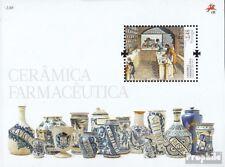 Portugal Bloc 273 (complète edition) oblitéré 2008 pharmaceutique Keramikgefäße