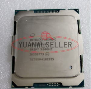 Intel xeon E5-1650V4 CPU 3.6 GHz processor LGA2011-3