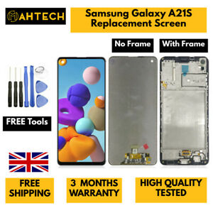 For Samsung Galaxy A21S SM-A217F LCD Touch Screen Replacement Digitizer 3D