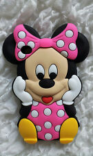 SILICONE CASE MINNIE1 PINK for IPOD TOUCH 4