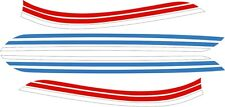 1974 SX175 Harley Aermacchi Red White Blue Tank Decal 74 sx 175
