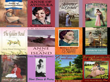 Lucy Maud Montgomery Huge Collection of Audiobooks on mp3 DVD