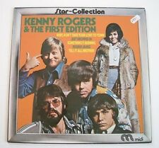 "Kenny ROGERS & The First Edition ""Star-Collection"" (Vinyle 33t / LP) 1973"