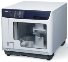 NEW Epson =DISCPRODUCER PP-100II= 2-Drive CD/DVD Disc Publisher, Record & Print!