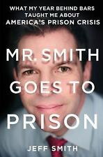 Mr. Smith Goes to Prison : What My Year Behind Bars Taught Me about America's...