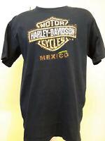 Harley Davidson Cancun Mexico T-Shirt Mens X-Large