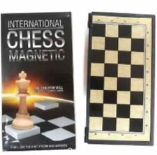International Chess Magnetic Board Game Set