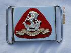 Belt Buckle, Coupling Lock: Duke Of Wellington's Regiment, Dwr