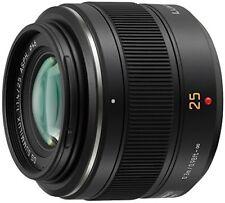 New Panasonic H-X025 G Micro 4/3 LEICA DG SUMMILUX 25mm f/1.4 Aspherical Lens