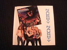DANGER DANGER - Naughty Naughty - 1989 CD Single/ VG+/ Hard Rock Metal