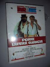 DVD N° 4 I MITICI BUD SPENCER & TERENCE HILL PORGI L'ALTRA GUANCIA