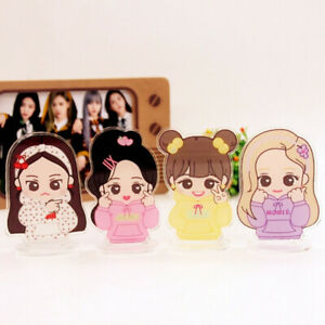 Kpop BLACKPINK Acrylic Standee Action Figure Doll Standing Action Fans Gifts new