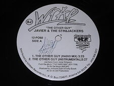 "Javier & The Str8Jackers: The Other Guy 12"" - Rap Hip Hop"