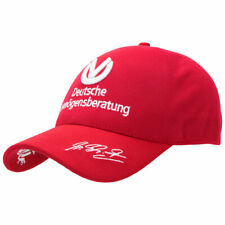 BASE CAP KAPPE MICHAEL SCHUMACHER COLLECTION 2019 DVAG KEEP FIGHTING-FOUNDATION
