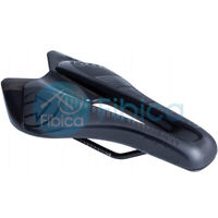 NEW SHIMANO PRO AEROFUEL SADDLE-BLACK STAINLESS RAIL 142MM MTB Road Seat