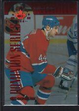 STEPHANE RICHER 1997/98 DONRUSS CANADIAN ICE #104 DOMINION CANADIENS SP #124/150