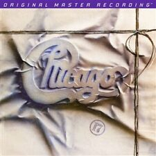 Chicago - 17++24 Karat Gold CD++MFSL MOFI  ++NEU++OVP