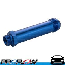 """PROFLOW Holley / Demon Inlet Feed 9/16"""" x 24 Long AN -8 Blue"""